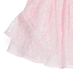 Romano Princess - Girls Pink Tulle & Diamanté Occasion Dress | Childrensalon