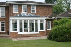 Image result for orangery with balcony