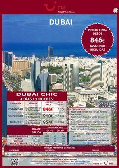 DUBAI Chic salidas en Octubre. Precio final desde 846€ - http://zocotours.com/dubai-chic-salidas-en-octubre-precio-final-desde-846e/