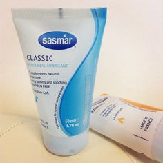This is our favorite lube... Classic. Its so soft and silky and never gets sticky and we know why that's important right? #hot #love_sasmar #romance #review #sexy #product #lubricant www.sasmar.com