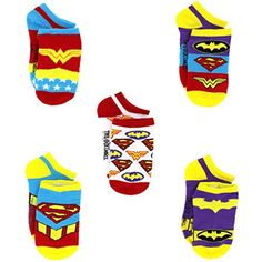 online shopping for DC Comics Justice League Girls Womens Multi Pack Socks (Toddler/Little Kid/Big Kid/Teen/Adult) from top store. See new offer for DC Comics Justice League Girls Womens Multi Pack Socks (Toddler/Little Kid/Big Kid/Teen/Adult) Big Kids, Kids Girls, Toddler Girls, Dresses Kids Girl, Girl Outfits, Shopkins Girls, Dc Super Hero Girls, School Bags For Kids, Novelty Socks