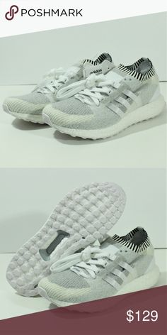 6c5a1bb6f6f Adidas Boost EQT Support Ultra PK White Primeknit