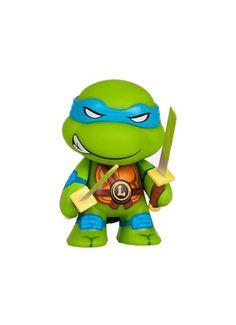 Kidrobot Nickelodeon Teenage Mutant Ninja Turtles Leonardo