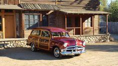 1950 Ford Woodie, Custom  / Hemmings Motor News