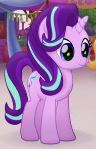 #1710071 - my little pony: the movie, safe, screencap, solo, spoiler:my little pony movie, starlight glimmer - Derpibooru - My Little Pony: Friendship is Magic Imageboard