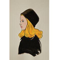 Catherine Deneuve vue par Stéphane Manel