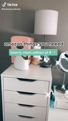 Room Ideas Bedroom, Bedroom Decor, Cool Gadgets To Buy, Cute Room Decor, Aesthetic Room Decor, Useful Life Hacks, Beauty Room, Dream Rooms, My New Room