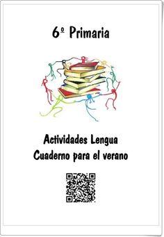 Cuaderno de Verano de Lengua Española de 6º de Primaria (Colegio José Calderón, Málaga)