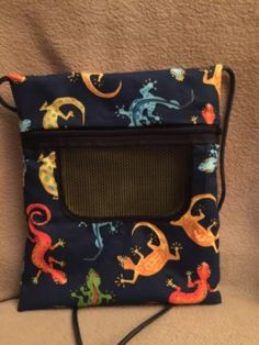 Sugar Glider Bonding Pouch, Pouch Bag, Gliders, Lunch Box, Pets, Ebay, Bucket Bag, Bento Box, Animals And Pets