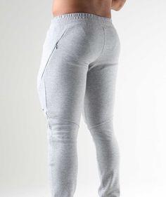 f637b679c1510 Gymshark Apex Bottoms - Light Grey Marl 5 Courir Leggings, Leggings De  Gymnastique, Joggeurs