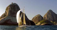 Ilhabela Sailing week – Arquipélago de Alcatrazes liberado para regata de abertura. | VeloxTV