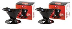 Melitta Ready Set Joe Single Cup Coffee Brewer, Black - 2 Pack ** Check out the image by visiting the link. Pour Over Coffee Maker, Best Coffee Maker, Melitta Coffee Maker, Amazon Coffee, Coffee Brewer, Coffee Cup, Coffee Uses, Coffee Filters, Perfect Cup