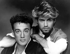 Wham!!! love the hair!!!  I wonder how long it took GM to do his hair like that....