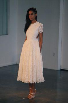 Houghton Bride Spring 2015 / Wedding Style Inspiration / LANE