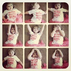 TODDLER 2T4T Obstinate Headstrong Girl Jane Austen by MellyMo, $24.00