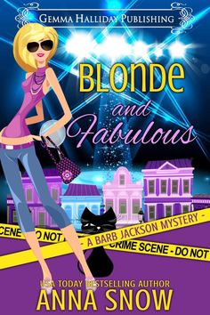 Reese's Reviews: Blonde and Fabulous Cover Reveal