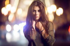 City lights portrait by Gabi Lukács on 500px
