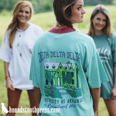 Delta Delta Delta Recruitment shirt  | #LoveTheLab houndstoothpress.com | Sorority and Fraternity T-Shirts | Classic Sorority T-Shirts | Custom Greek TShirts | Greek Life | Custom Greek Apparel | Sorority Clothes | Comfort Colors Tank | Sorority T-Shirt Ideas | Custom Designs | Custom TShirts | Sorority Spring Break | Custom Screen printed shirts | Custom Greek Screenprinting |Custom Printed Sorority TShirts | Custom Printed T-Shirts |