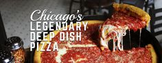 Welcome to Gino's East, home of the famous Chicago style pizza. Stop in for a slice of our delicious pie or have your favorites delivered to your doorstep.