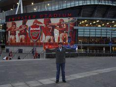 @London for Arsenal - FC Porto! UEFA Champions League 2009/2010