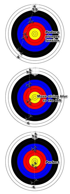 Arrow tuning Olympic recurve edition l For experienced archers, I can not stress enough the importance of tuning your arrows. Without arrows tuned to your equipment, you can not achieve precise and consistent results no matter how Archery Sights, Archery Tips, Archery Hunting, Bow Hunting, Archery Targets, Archery Arrows, Olympic Recurve Bow, Olympic Archery, Bow And Arrow Diy