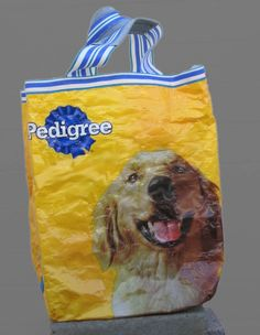 Trying to find uses for all of the woven dog bags we have. This is a great market tote and can handle a load.
