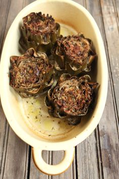 Tasty Artichoke Dishes - Photo Gallery | SAVEUR