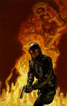 Lobster Johnson by Gregory Manchess