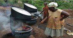 Americano cria churrasqueira solar que assa sem carvão ou lenha na hora que quisermos! | Cura pela Natureza