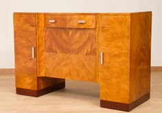 Vinterior is the online marketplace where the world buys and sells remarkable vintage and antique furniture across every lifestyle, budget and taste. Retro Furniture, Antique Furniture, Mid Century Furniture, Sideboard, 1930s, Art Deco, British, Satin, Antiques