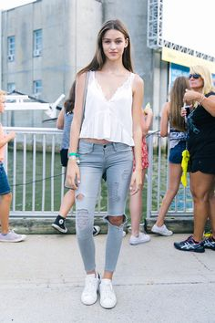 Best Street Style Looks from Billboard's Hot 100 - Gabby Westbrook