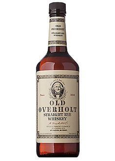 """Blog said this is the best """"inexpensive rye"""" will have to try for $11"""