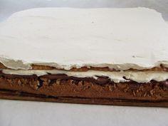 Prajitura Deliciu. Una dintre cele mai bune prajituri! - Rețete Merișor Jacque Pepin, Vanilla Cake, Cake Decorating, Sweets, Healthy, Desserts, Cakes, Pork, Rezepte