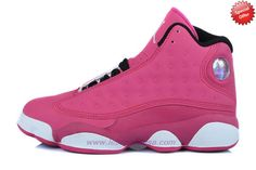 Pink/White Pink AIR JORDAN 13 RETRO Coupons Sale