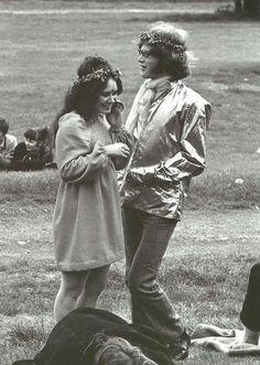 Woodstock Festival StreetStyle