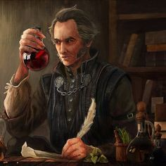 m Wizard alchemist potion maker urban town lab merchant ArtStation - The Witcher- Regis, A Stas Fantasy Male, High Fantasy, Fantasy Rpg, Medieval Fantasy, Fantasy Artwork, Fantasy World, The Witcher Books, The Witcher 3, Dnd Characters