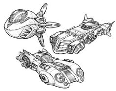 Artwork from Ratchet & Clank - Ratchet Galaxy - The Ultimate Ratchet & Clank Resource