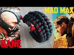 How to Make the Bane's Cuff Paracord Bracelet with Buckles Tutorial - YouTube