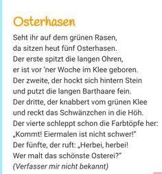 #ostern #frühling #osterei #osterhase #gedicht #reim #fingerspiel #erziehung #kita #kindergarten #erzieher #literacy