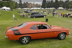 1970 Chevrolet Hurst Yenko Nova