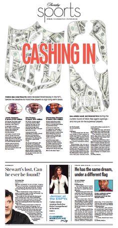 Sports, July 16, 2015.