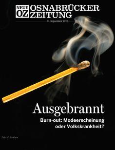 Polemik und Tipps gegen #Burn-out - diesem Thema widmen wir uns in der iPad-Ausgabe vom 11. September 2012.