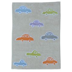 Handgetufteter Teppich Coches in Beige Lorena CanalsLorena Canals - Rugs Magazine Washable Area Rugs, Machine Washable Rugs, Turquoise Rug, Pink Rug, Yellow Area Rugs, Beige Area Rugs, Lorena Canals Rugs, Kids Area Rugs, Childrens Rugs