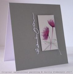a blog about crafting, card making and papercraft.