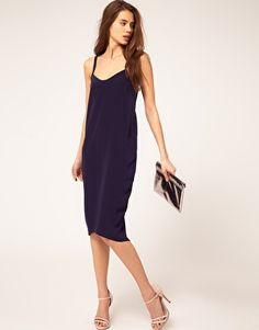 Enlarge ASOS Midi Slip Dress