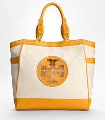 Canvas Kipp Tote...I want this bag!