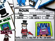 Noun Partner Game -