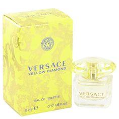 Versace Yellow Diamond Mini EDT By Versace