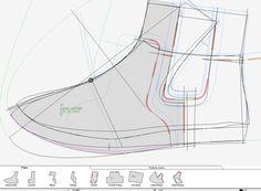 Derby, Shoe Template, What Is Fashion, Shoe Pattern, Shoe Last, Pattern Making, Designer Shoes, Chelsea Boots, Fashion Shoes
