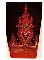 Gallery.ru / Фото #80 - Yugoslavia/Croatia Folk Embroidery - Dora2012